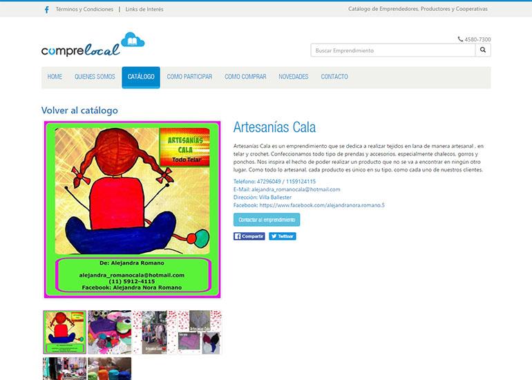Ficha Catálogo