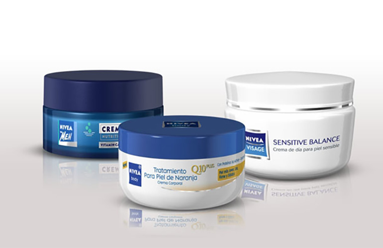 Packs Nivea