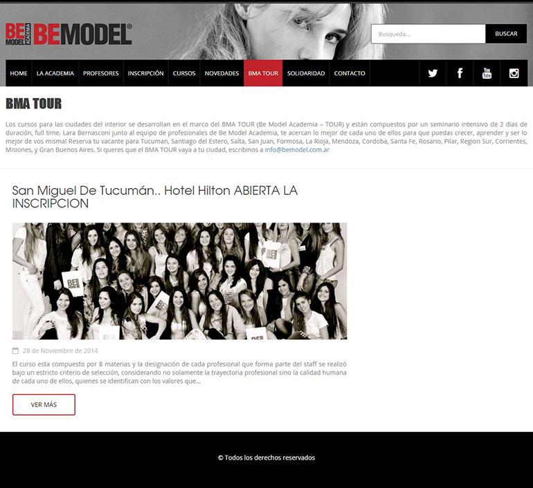 BMA Tour